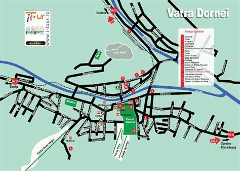 Harta Romania | Tara Romaneasca | Informatii utile Romania