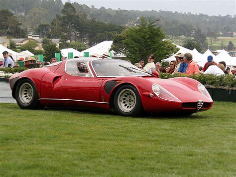 Alfa Romeo 33 Stradale For Sale by 1967 Alfa Romeo 33 Stradale Overview Cargurus
