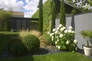 jardin contemporain design veglixcom les dernieres With idee terrasse exterieure contemporaine 10 jardin contemporain conseils damenagement idee deco