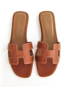 designer sneaker hermes gold oran box leather sandals size 40 summer at 1stdibs