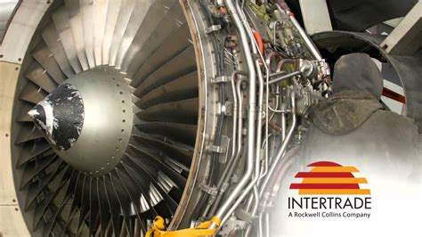 How Does A Turbo Fan Engine Cfm56 7 Work Youtube Science
