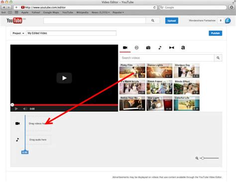 simpele video editor
