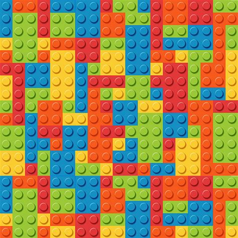 lego bricks pattern
