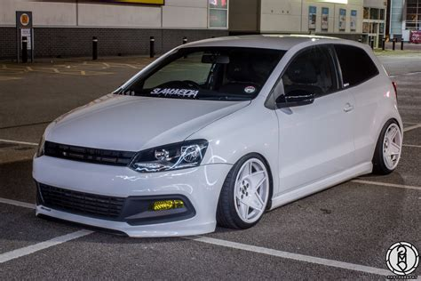 volkswagen polo white modified the gallery for gt volkswagen polo white modified