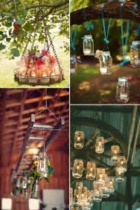 rustic wedding supplies rustic wedding ideas 30 ways to use jars