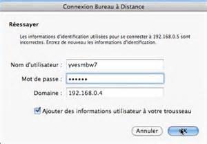 Connexion Bureau à Distance Mac Os X by Connexion Bureau 224 Distance Pour Mac Fonctionnalit 233 S
