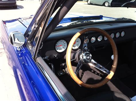 Groovy Interiors 1965 And 1974 Home Décor: 1965 Mustang Shelby GT350T RestoMod For Sale