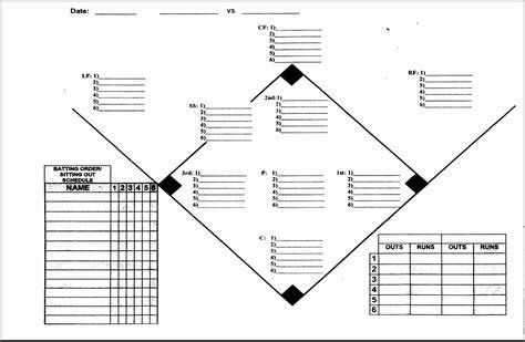baseball depth chart template sampletemplatess