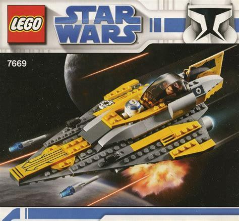 76691 Anakin's Jedi Starfighter  Brickset Lego Set