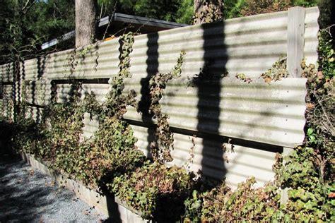 ideas  midcentury style fencing