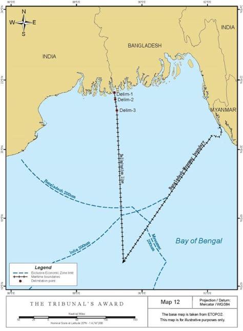 Annex VII Arbitral Tribunal Delimits Maritime Boundary ...