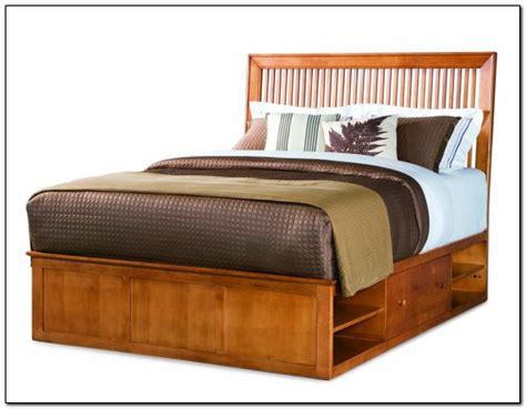 Platform Beds With Storage King Size