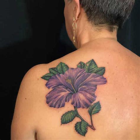 significato fiori nei tatuaggi tatuaggio fiore di ibisco significato idee e foto