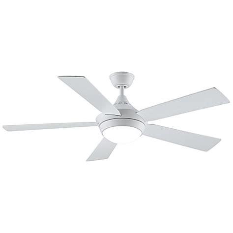 52 white ceiling fan with remote control buy fanimation celano v2 52 inch single light ceiling fan