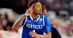 Kentucky's James Young throws down dunk of the NCAA ...