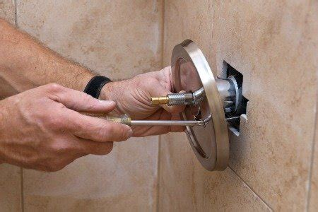 how to repair a leaking bathroom shower faucet doityourself