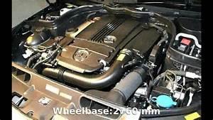 2009 Mercedes-benz C 200 Cgi Blueefficiency