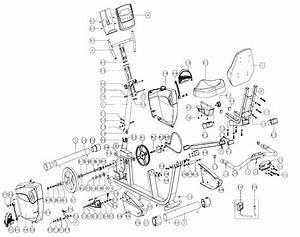 Schwinn 220 Recumbent Exercise Bike Parts
