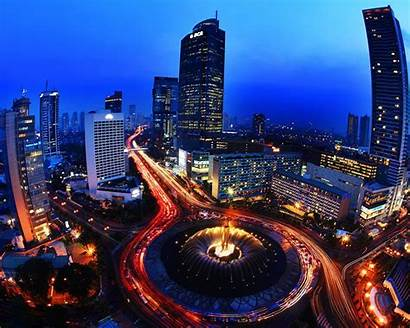 Jakarta Wallpapers Indonesia Wallpaperaccess Backgrounds