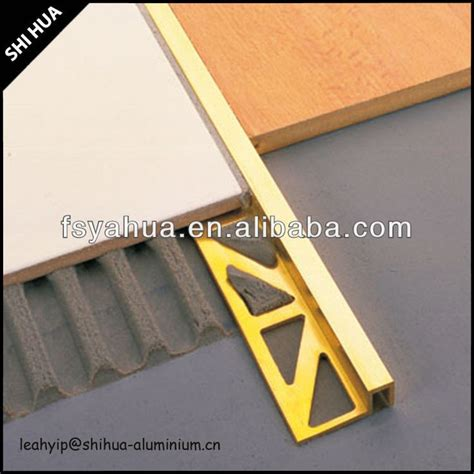 Laminate Floor Transition Strips by Laminate To Tile Flooring Transition Strips For The Home