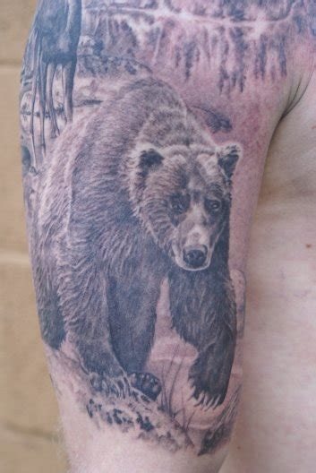 incredible wildlife tattoo images  designs