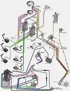 2001 Mercury 75 Outboard Wire Diagram
