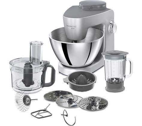 cuisine kenwood cooking chef buy kenwood multione khh321si stand mixer silver free
