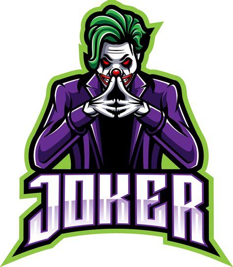 Pngkit selects 32 hd joker card png images for free download. Joker esport mascot logo design By Visink   TheHungryJPEG.com