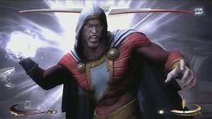 Injustice: New 52 Shazam and Nightwing alternates ...