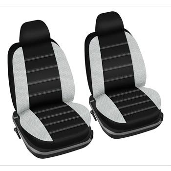 norauto housse de siege jeu de housses universelles 2 sièges avant voiture norauto