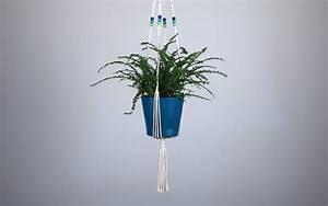 Suspension Plante Interieur : suspension pour plante en macram bymadjo allois d co ~ Preciouscoupons.com Idées de Décoration