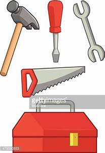 Hand Tool Hammer, Screwdriver, Wrench, Saw & Tool Box ...