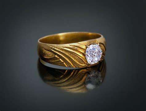 change this women s vintage ring into a men s wedding ring help weddingbee