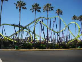 Six Flags Discovery Kingdom Medusa