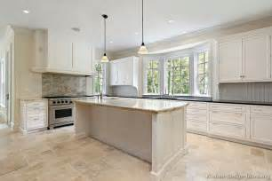 kitchen bay window decorating ideas pictures of kitchens traditional white kitchen cabinets page 6