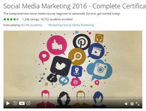 Social Media And Marketing Course by Get Social Media Results In Real Estate Without A 99 Course
