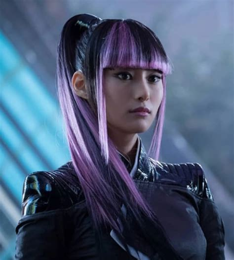 asian actress in deadpool 2 yukio x men movies wiki fandom powered by wikia