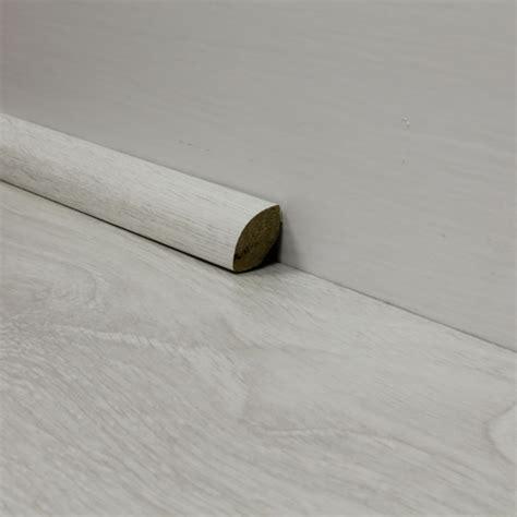 laminate flooring quadrant beading natura laminate white quadrant