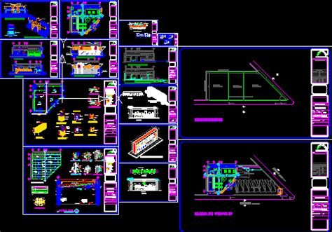 department store dwg section  autocad designs cad