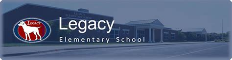 legacy elementary school overview
