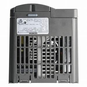 Siemens Micromaster 440 3kw 400v 3ph Ac Inverter Drive
