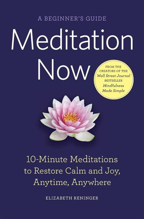 5 Best Meditation Books For Beginners