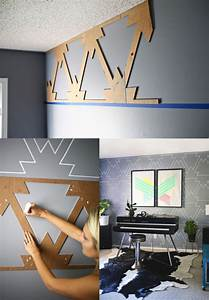 30, Interesting, Ways, To, Paint, Your, Walls