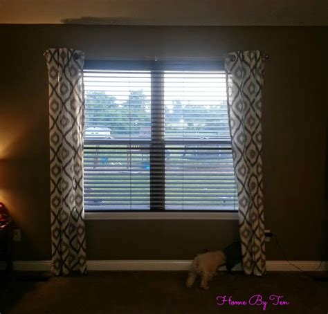 home by ten homegoods find new curtains by cynthia rowley