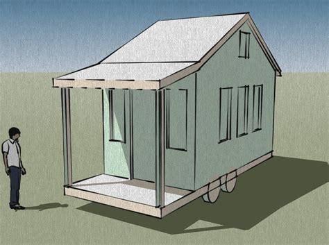 tiny house plans   draw
