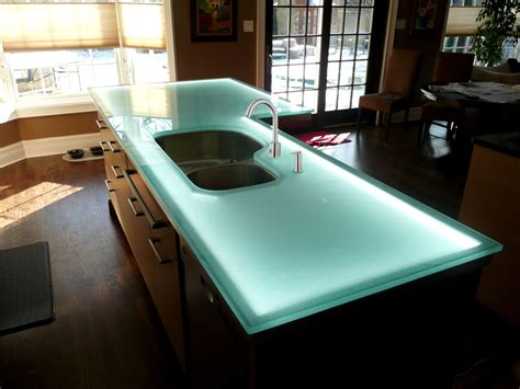 glass top kitchen island glass kitchen islands cgd glass countertops 3826