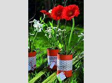 1001+ Ideen für Blumentöpfe dekorieren mit Stil und Lust