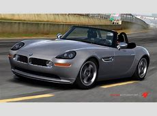 IGCDnet BMW Z8 in Forza Motorsport 4