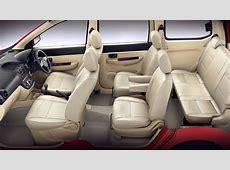 Chevrolet Enjoy MPV Interior Space