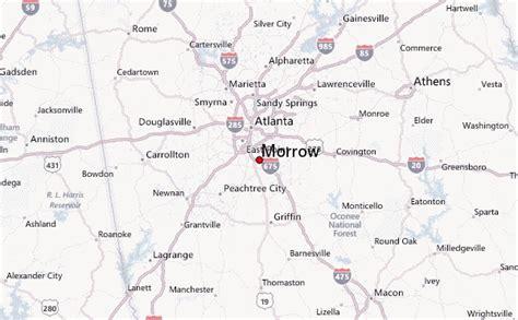 morrow ga morrow georgia location guide
